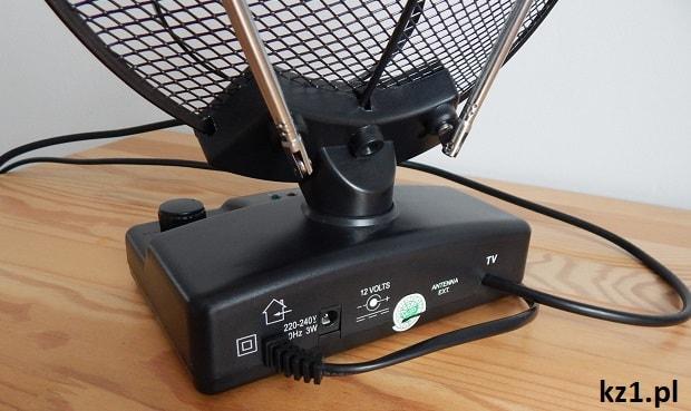 antena wewnętrzna telewizyjna