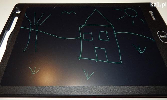 rysunek na tablecie graficznym