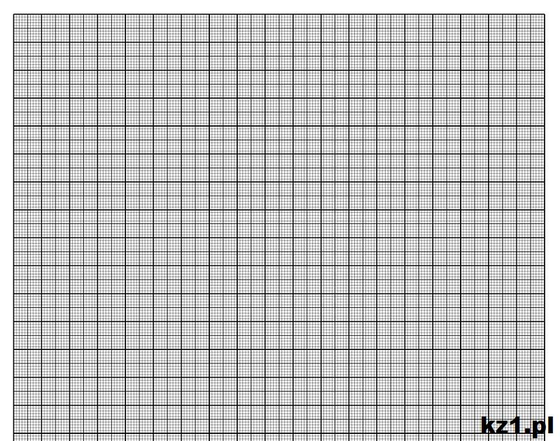 papier milimetrowy o kolorze czarnym