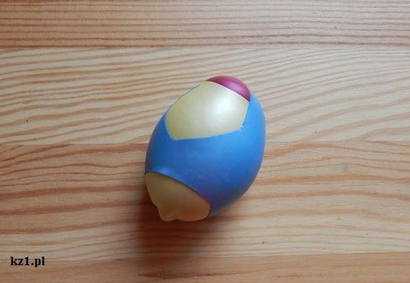piłka z balonów