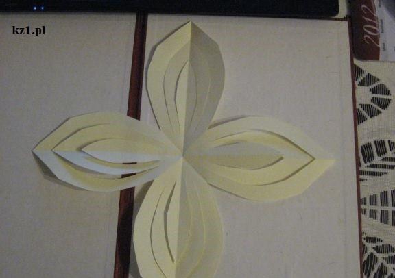 gwiazda z papieru