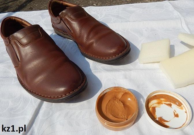 konserwacja butów skórzanych