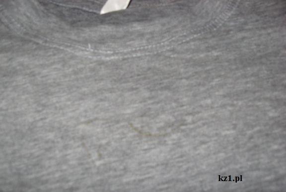 brudna koszulka