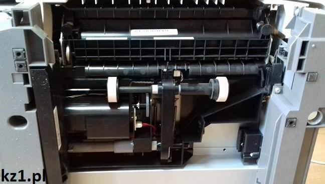 lexmark c540n dół drukarki
