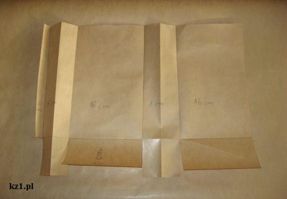wymiary torebki na prezenty