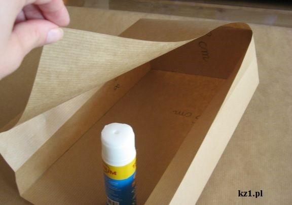 skleajnie torebki papierowej