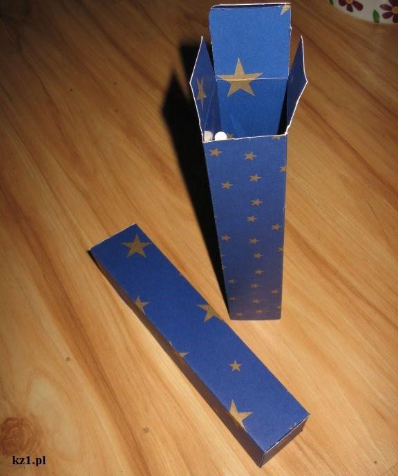prostokątne pudełko