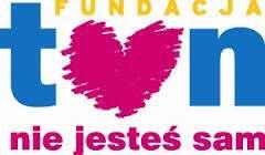 logo fundacji tvn