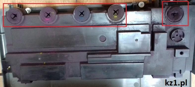 lexmark zbiornik na zużyty toner