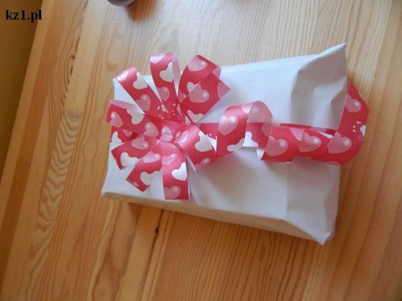 prezent ślub