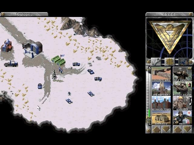 Command & Conquer: red alert alianci