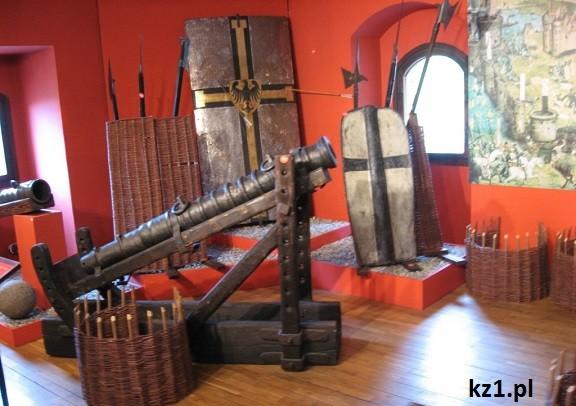 armata zamek malbork