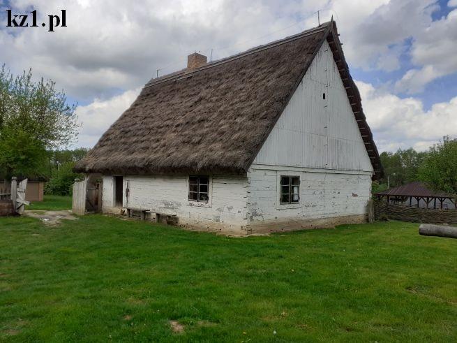 chata kujawska kłóbka
