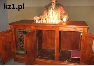 dawna maszyna do gry w szachy