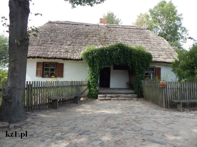 dom ze skansenu w filmie