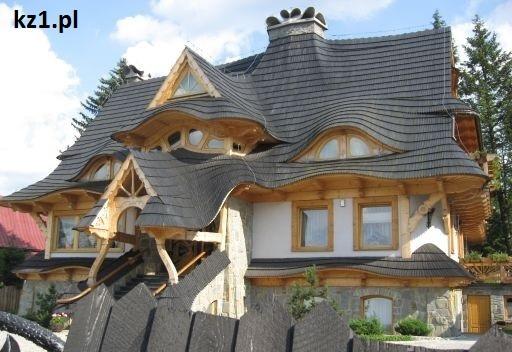 zakopiański dom