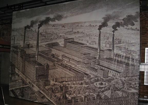 muzeum fabryki w lodzi