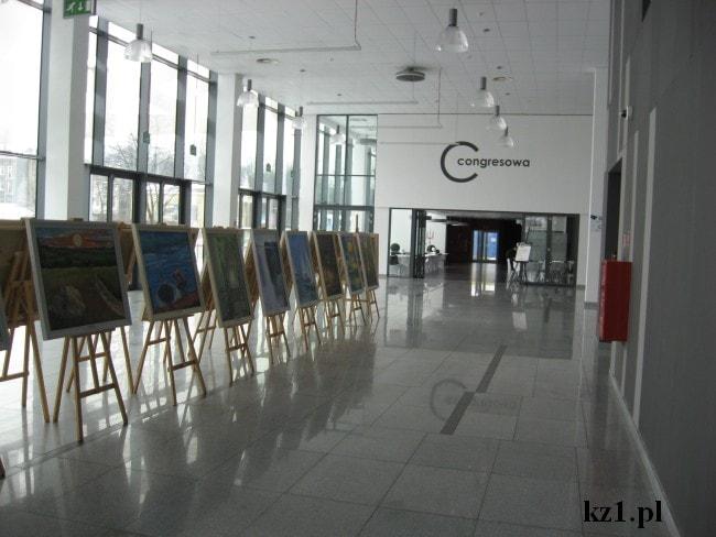 wystawa malarstwa hala w łodzi