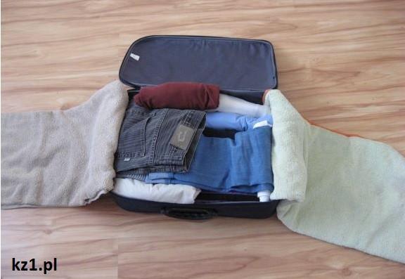reczniki w walizce