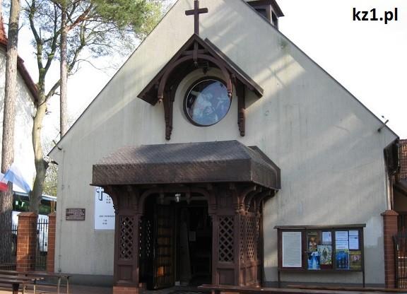 kościół krynica