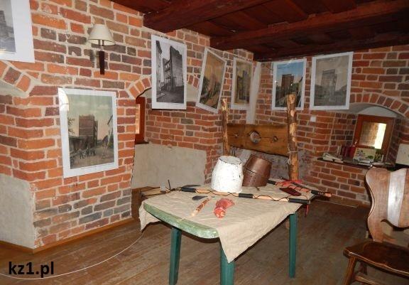 muzeum krzywa wieża Toruń