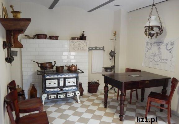 kuchnia w muzeum piernika