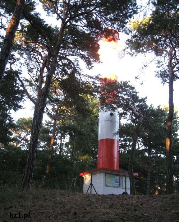 latarnia morska w Jastarni