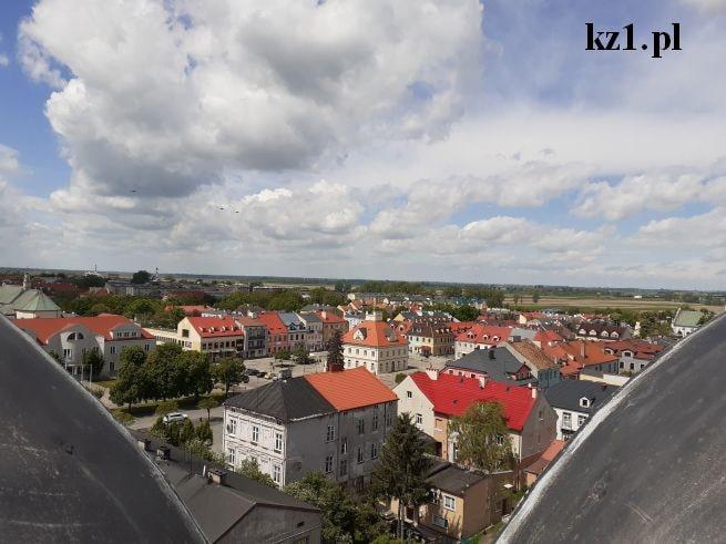 panorama łęczycy
