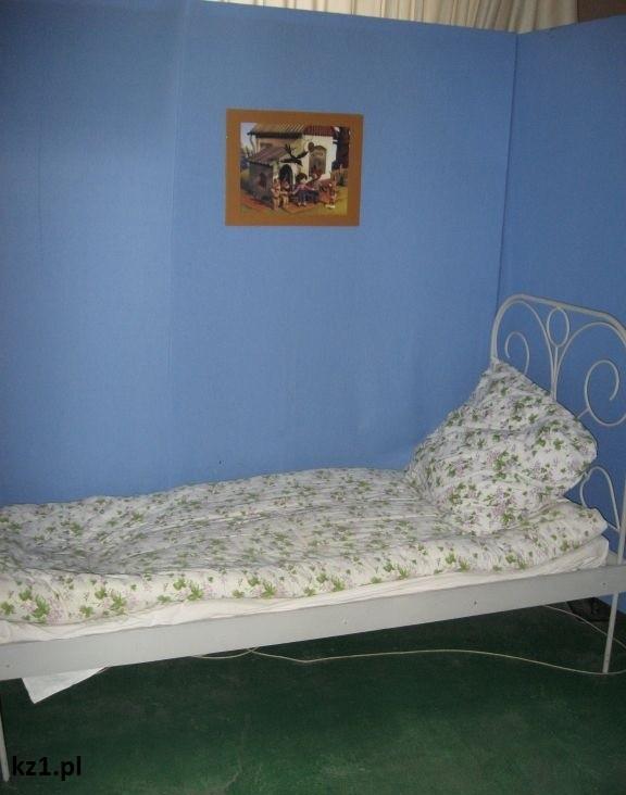 łóżko misia uszatka