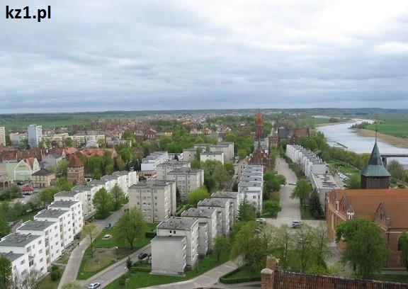 panorama malborka