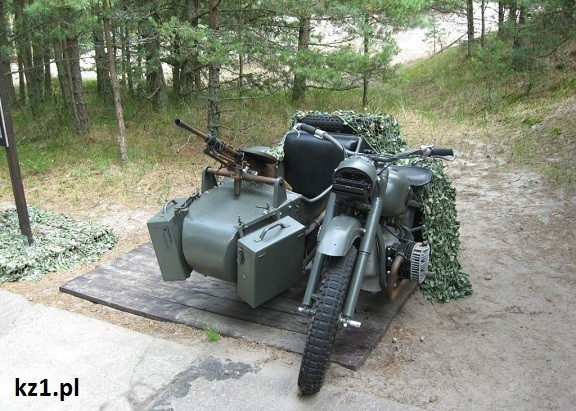 motocykl niemiecki