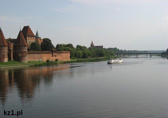rzeka notec