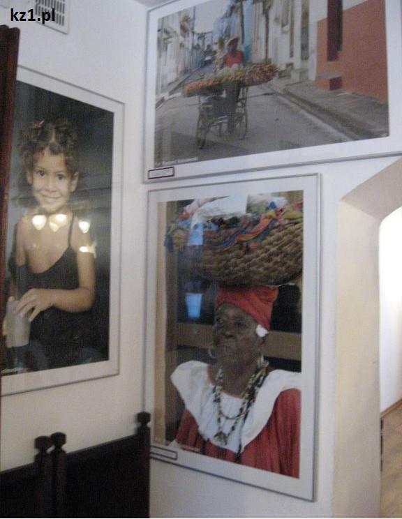 wystawa obrazów w muzeum