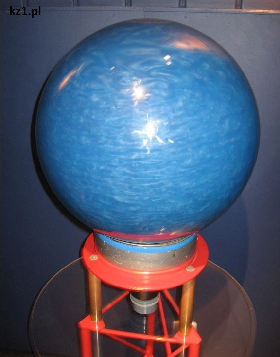 kula ziemska w orbitarium