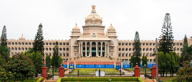 Pałac Falaknuma w Indiach