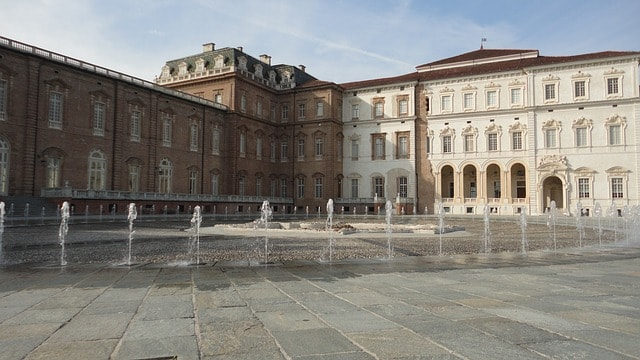 Pałac królewski w Veneria