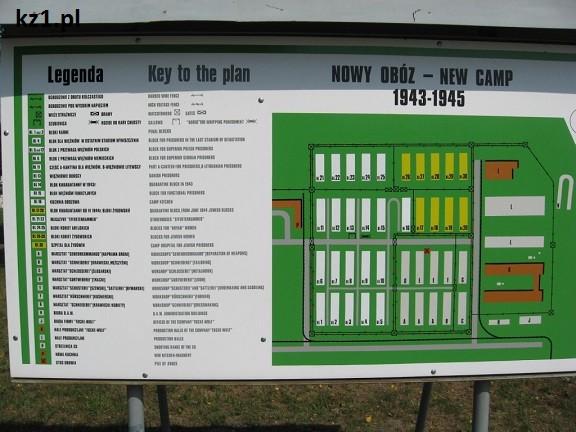 plan obozu
