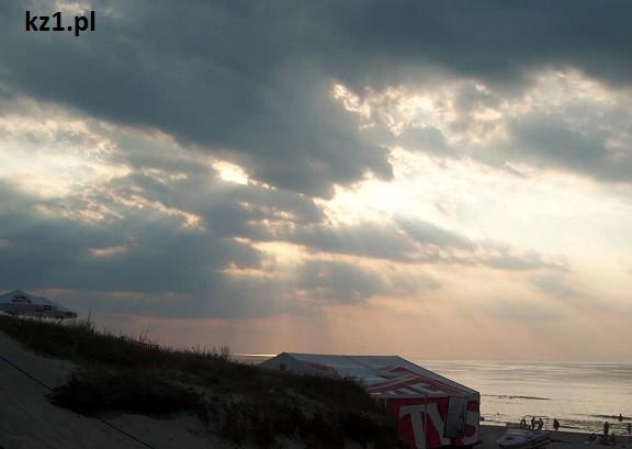 plaża krynica