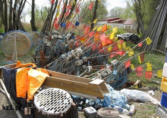 rybackie narzędzia