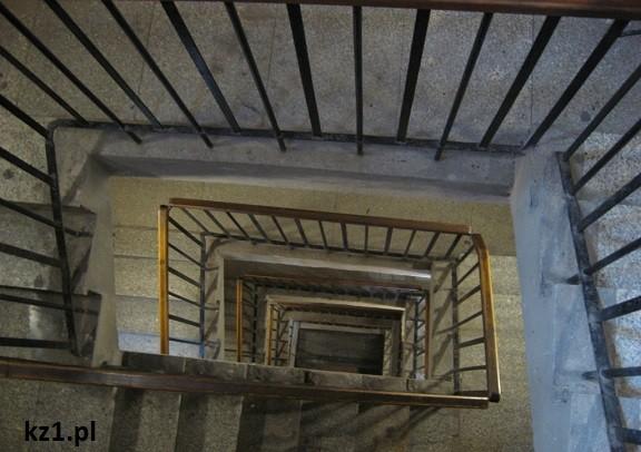 zamkowe schody