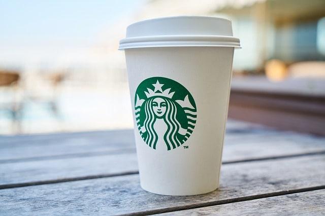 kubek Starbucks