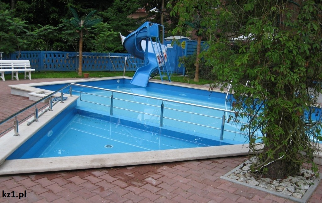 basen w stegnie