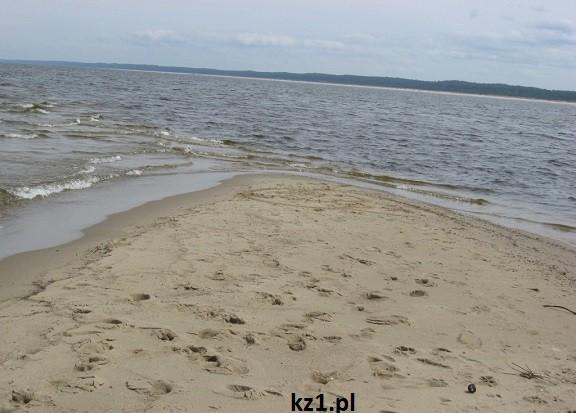 stykanie się morza