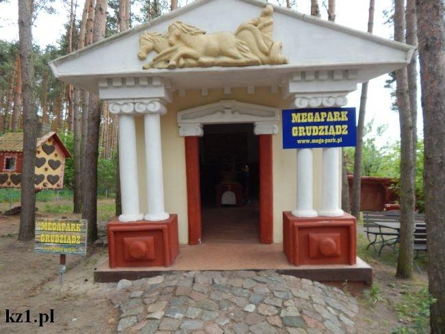 starożytna świątynia