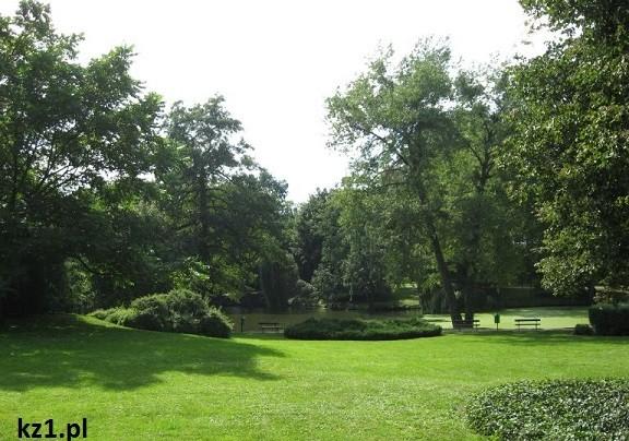 park w szafarni