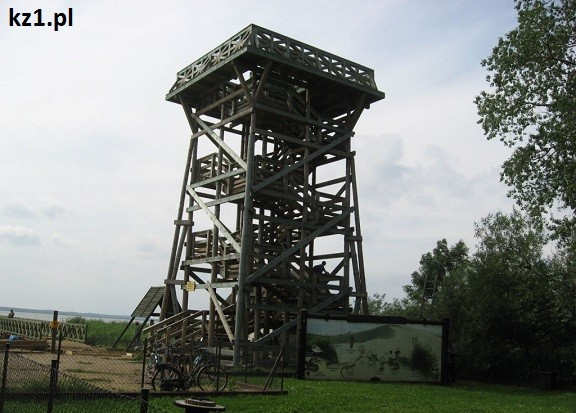wieża widokowa łeba
