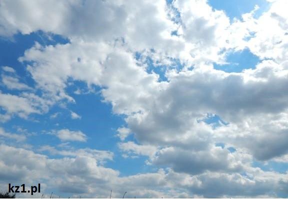 wiosenne niebo'