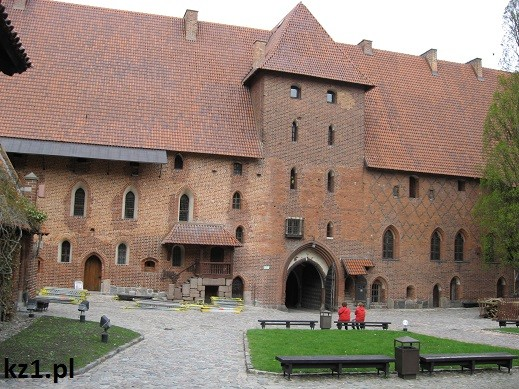 zamek mabork